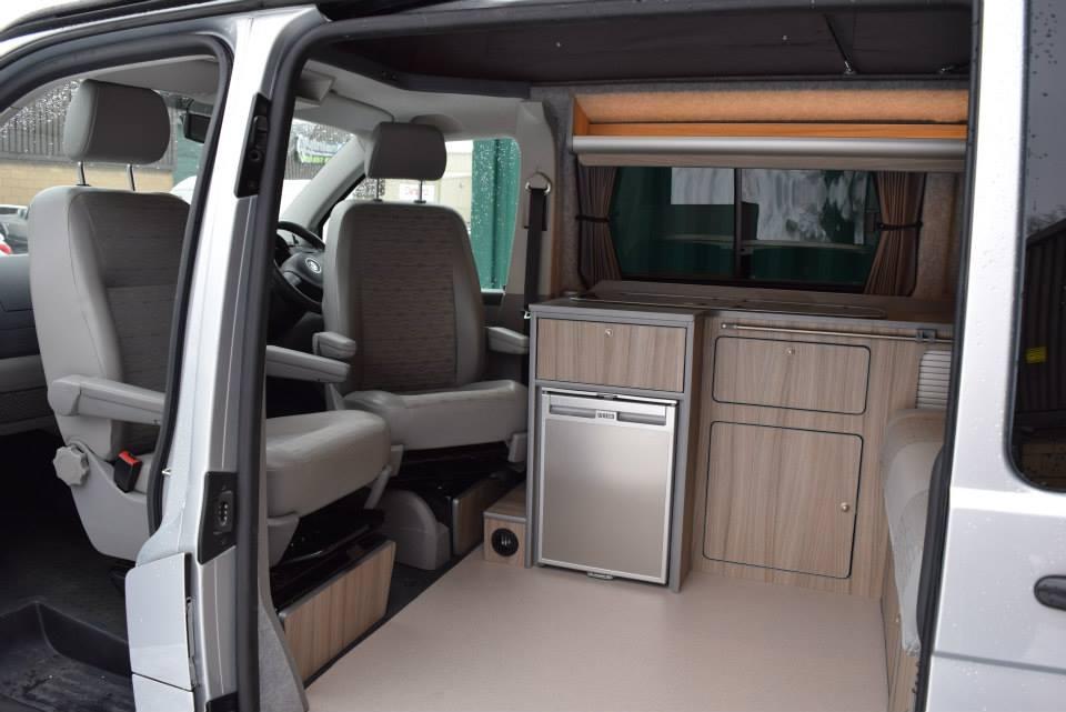 T5 SWB Driftwood Conversion, Solar Panel, Heater & 2 x Leisure Batteries 1