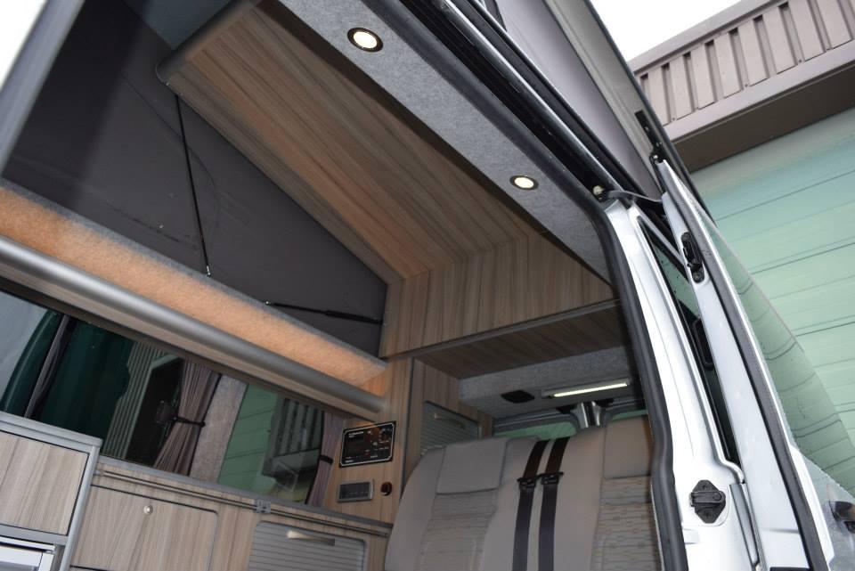 T5 SWB Driftwood Conversion, Solar Panel, Heater & 2 x Leisure Batteries 5