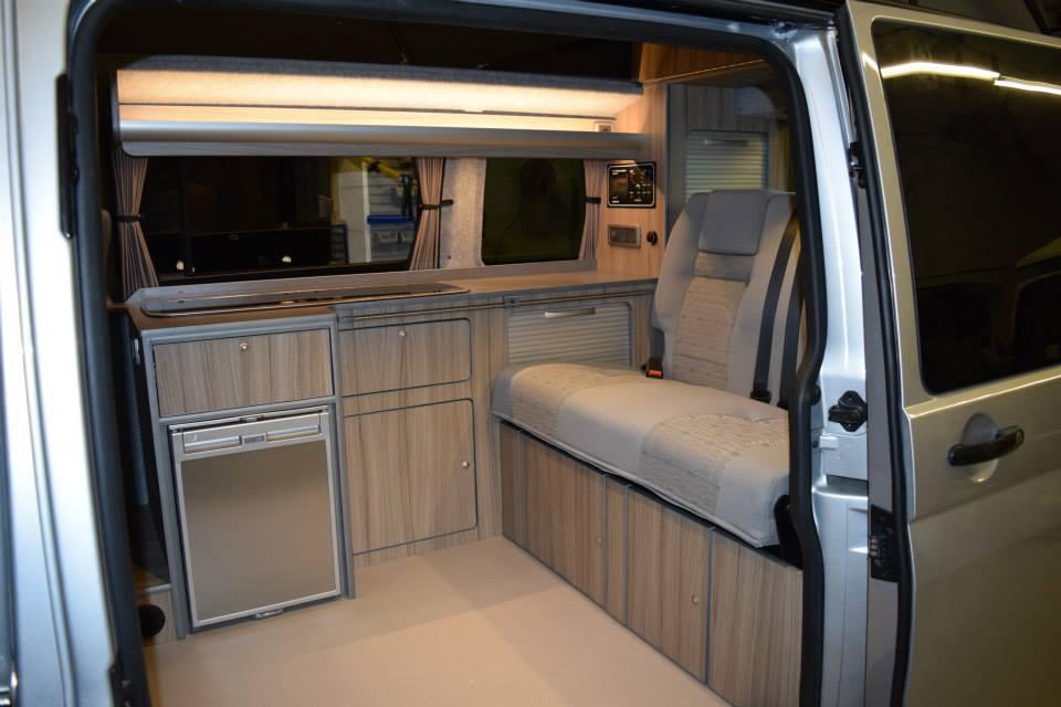 T5 SWB Driftwood Conversion, Solar Panel, Heater & 2 x Leisure Batteries 8