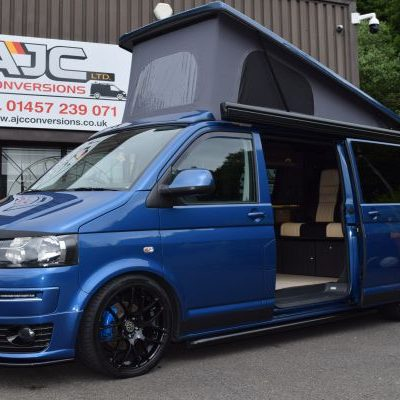 VW T5 LWB Demo van