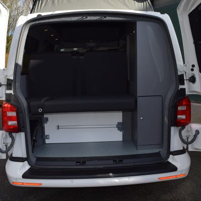 VW T6 SWB Conversion inc Oven and Grill.
