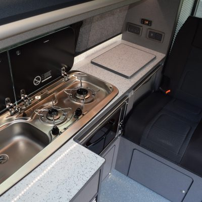 VW T6 SWB Conversion inc Oven and Grill